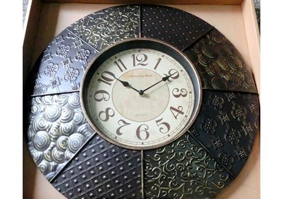 Часы 8664 Классика/пластик/51см