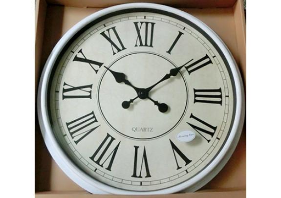 Часы 8674A пластик/51см