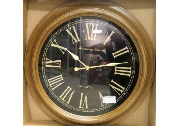Часы 8684A пластик/61см