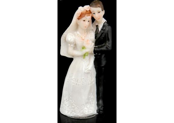 Фигурка 909425 Жених и невеста/6,2*2,8*1,7см