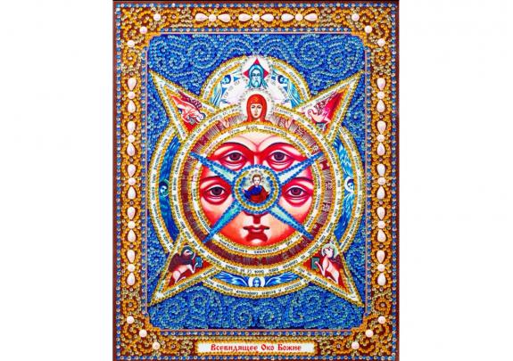 Алмазная мозаика 28х34 DA-5847