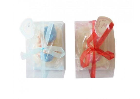 Свеча 4293 Baby/подар.упаковка/5*9*6см