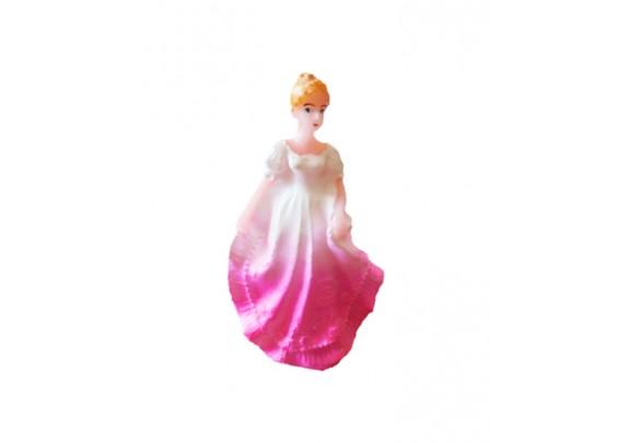 Свеча 101 Принцессы/подар.упаковка/11*5*5см