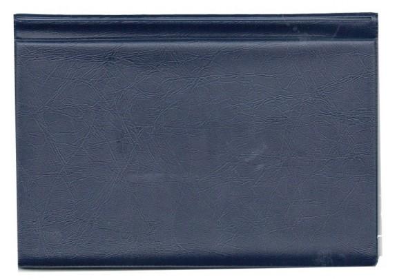 Альбом для банкнот АБ-16к 16шт/125*185/кожзам