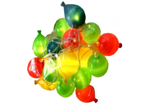 Электрогирлянда G2019-15 Воздуш.шары LED/20ламп