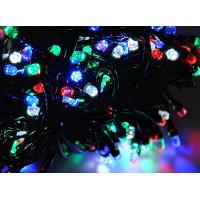 Электрогирлянда Уличная 120 LED BPD01 /разноцв/ 2м