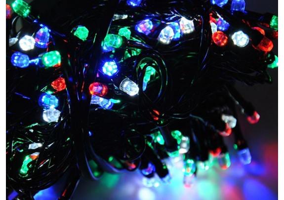 Гирлянда Уличная 120 LED BPD01 /разноцв/ 2м
