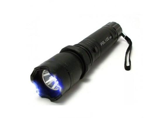 Фонарь К ZZ-1101 LED3W 220 SWEET шокер черн