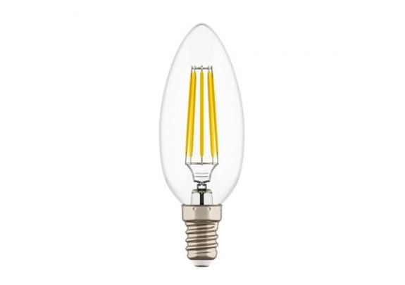 Camelion C35-FL/845/E14 LED-7W 4500K 60Вт
