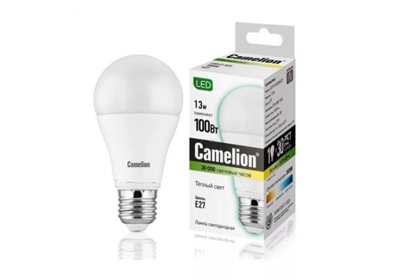 Camelion A60/830/E27 LED-9W 3000K