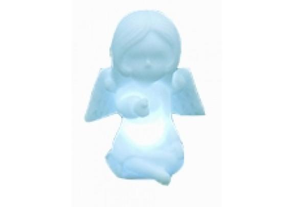 Ночник 18-48  Ангел  10*8см/LR44*3