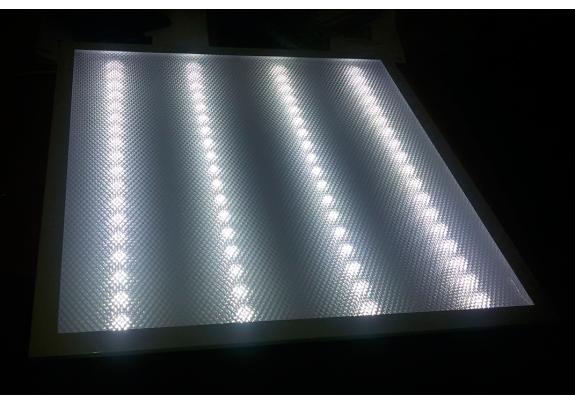Панель Ultraflash LTL-6060-09 36W6000K призма