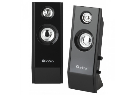 Колонки Intro SP480 черные