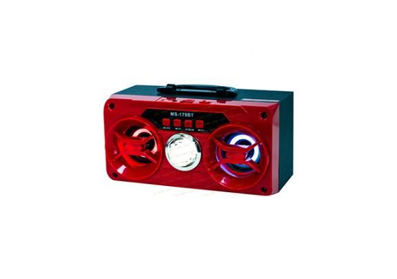 Акустическая система MS-179BT USB/TF/AUX/FM Radio