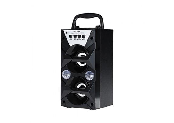 Акустическая система MS-208BT USB/TF/AUX/FM Radio