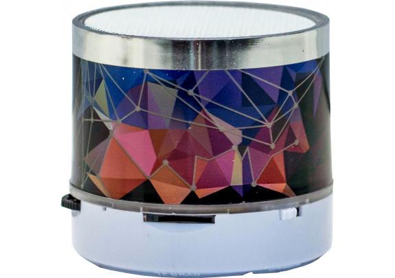Акустическая система S10 LED Bluetooth/microSD/узо