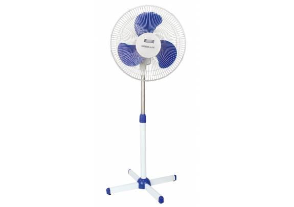 Вентилятор ERGOLUX ELX-FS01-C35 сине-белый напол.