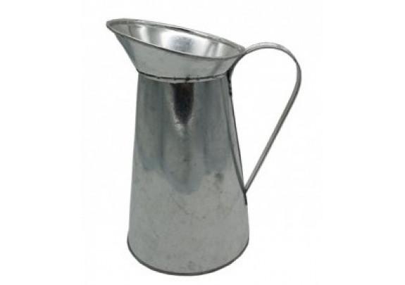 Кашпо 6-43-17 металл/24см