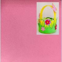 Фоамиран 023 /лист/1*600*700см/Розовый