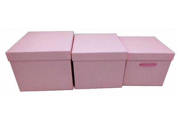 Коробка 0396P-a  Классика/20*20*20см