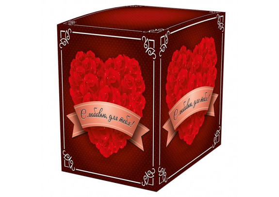 Коробка д/кружки/С любовью для тебя