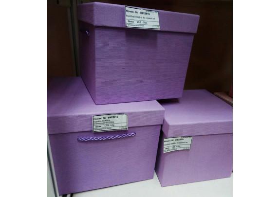 Коробка 0396Z-a  Классика/20*20*20см