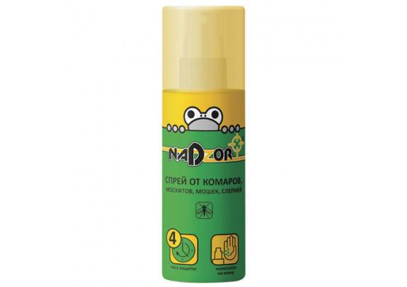 Спрей от комаров и мошек Nadzor 100мл