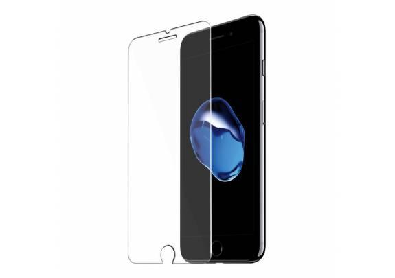Защитное стекло FUMIKO iPhone 6-8 3D бел/пакет