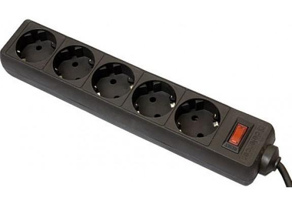 Сетевой фильтр Defender 1,8м 5гн 10А/45