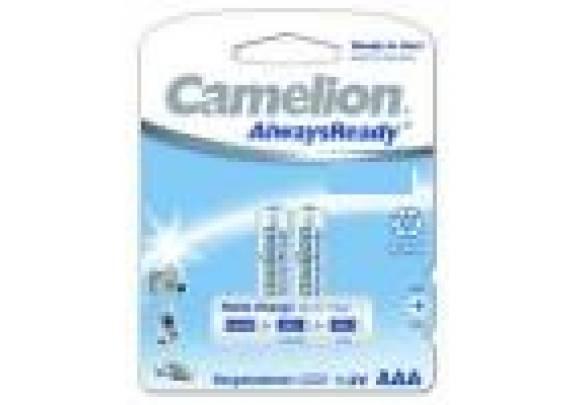 Аккумулятор CAMELION R03 600mAh NiMh Bl-2 AlwRead