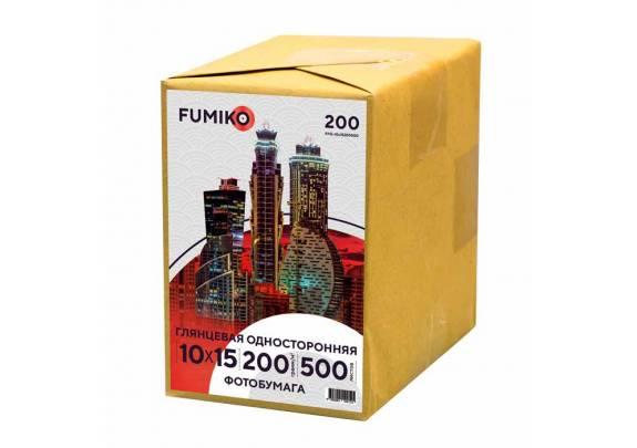 FUMIKO A6 200г/м2  500л глянцевая