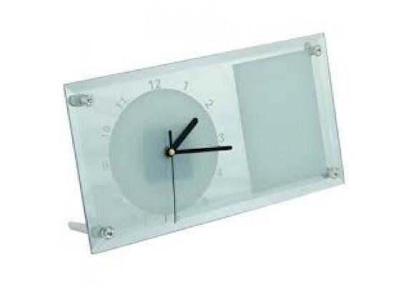 Часы стекло 16*30/BL-11
