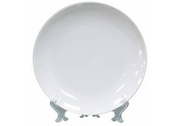 Тарелка 3D/фарфор/18см/CY11B