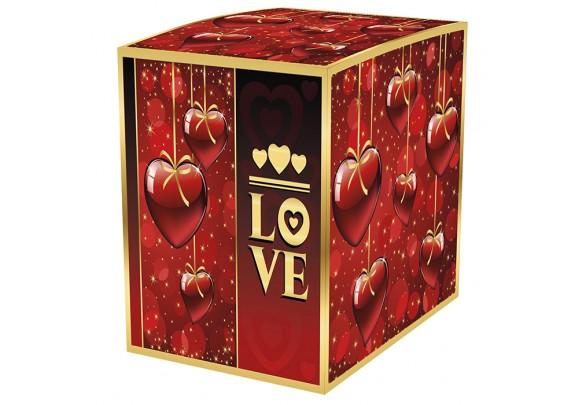 Коробка д/кружки/LOVE