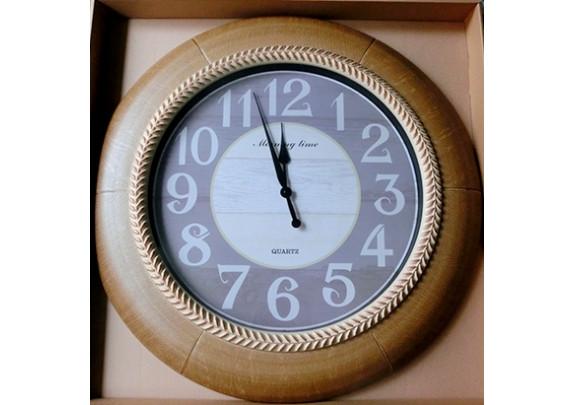 Часы 8526A Классика/пластик/76см