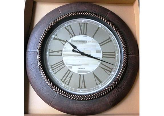 Часы 8527B Классика/пластик/76см