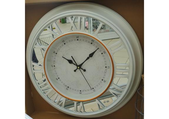 Часы 6672 настенные/48*48см/пластик