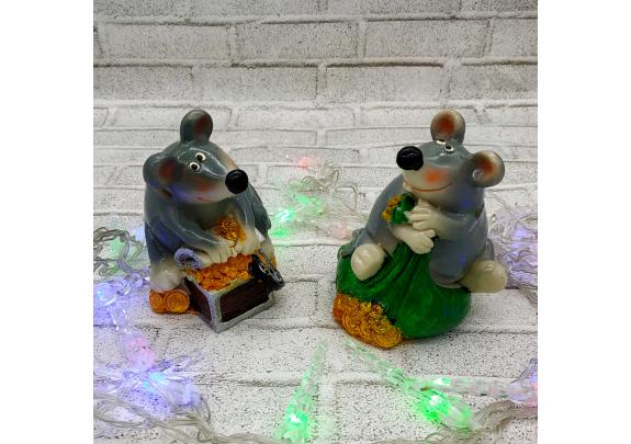 Копилка 151 Мышка/7*11см