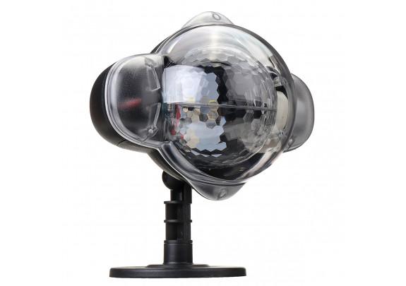 Проектор LED Эра Падающий снег/мультиреж/220V/IP44