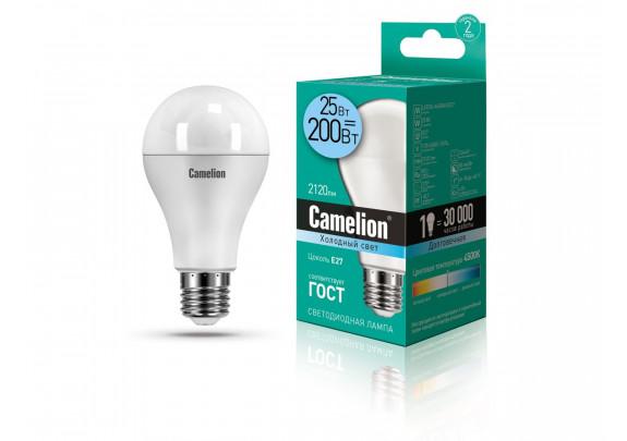 Camelion A65/845/E27 LED-25W  4500К