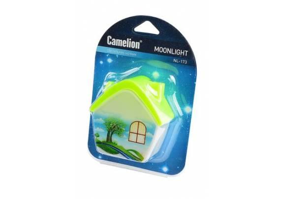 Ночник CAMELION NL-173 LED/Домик/выкл/220/