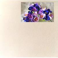 Фоамиран 021 /лист/1*500*700мм/Белый