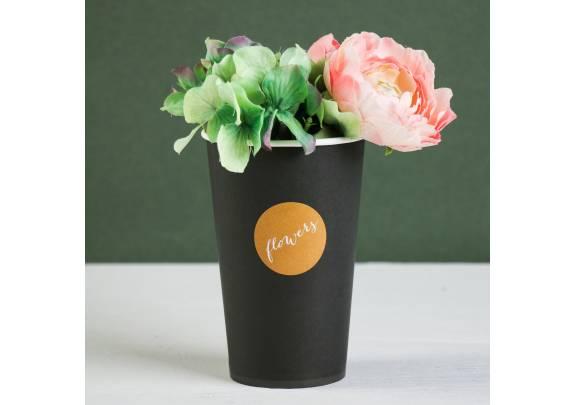Кашпо 3639871 Flowers/13.5*8.5см