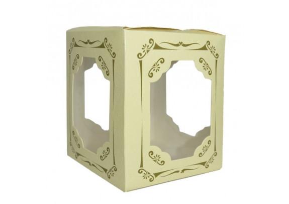 Коробка д/кружки/Классика/с окном/10423-1